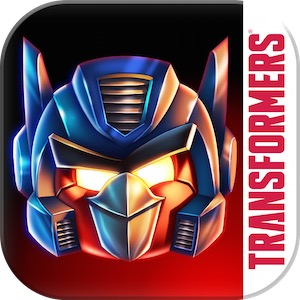 Image de l'application Angry Birds Transformers